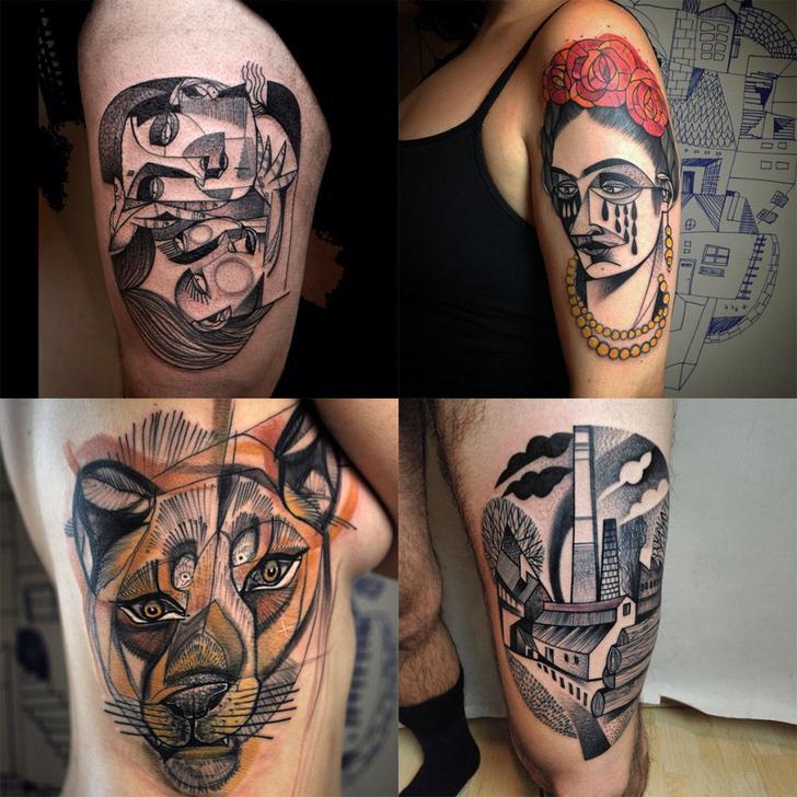 Peter Aurisch Tatuajes (9)