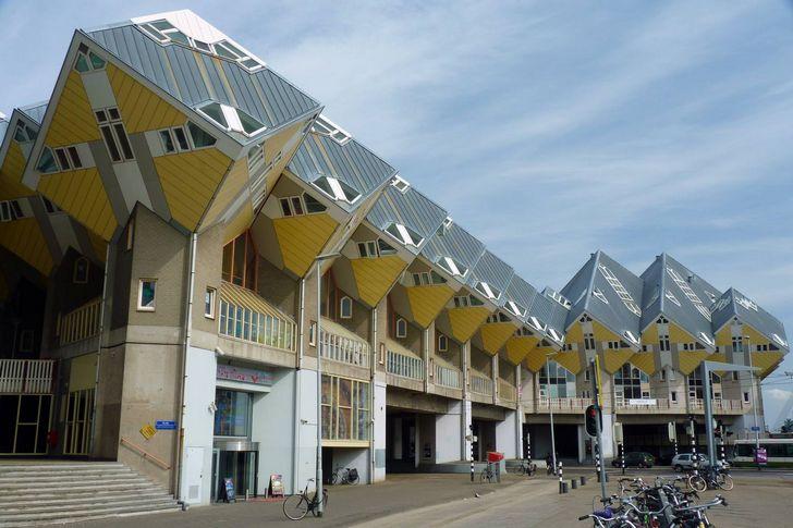 Rotterdam_Cube_House