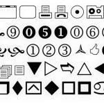 Wingdings, la fuente de los símbolos