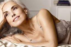 Yasmina Rossi, la modelo de 59 años que revoluciona el mundo de la moda
