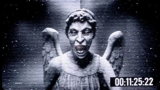 angeles llorones doctor who
