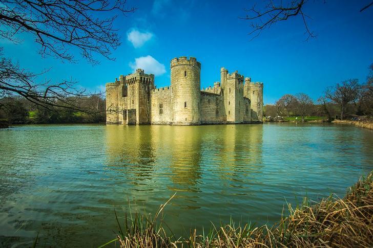 castillo bodiam
