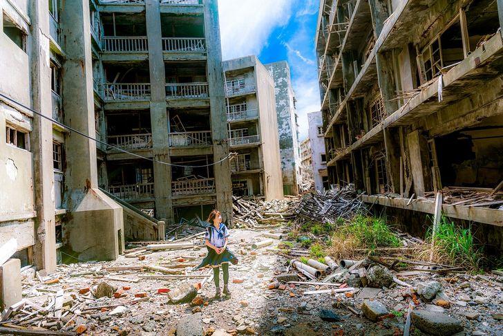 catastrofe destruccion