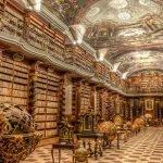 Klementinum, la biblioteca más hermosa del mundo