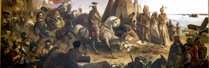 effects colonization aztecs The spanish conquest and colonization francisco pizarro and his men believed the inheritance war between the two sons had a weakening effect over the.