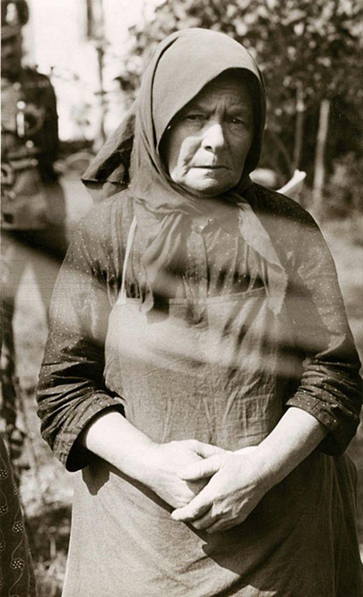 Una Creadora de ángeles detenida en 1929.