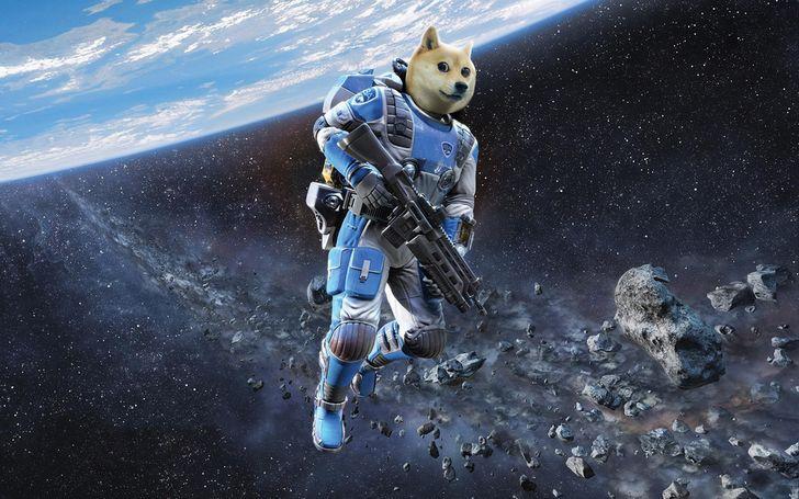 dodge astronauta