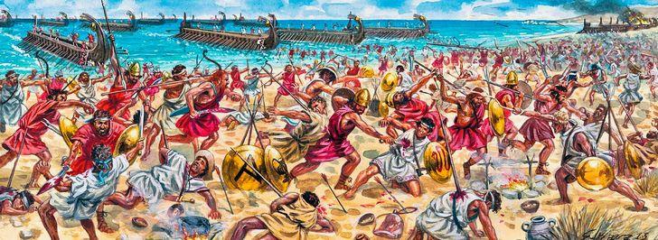 guerra peloponeso