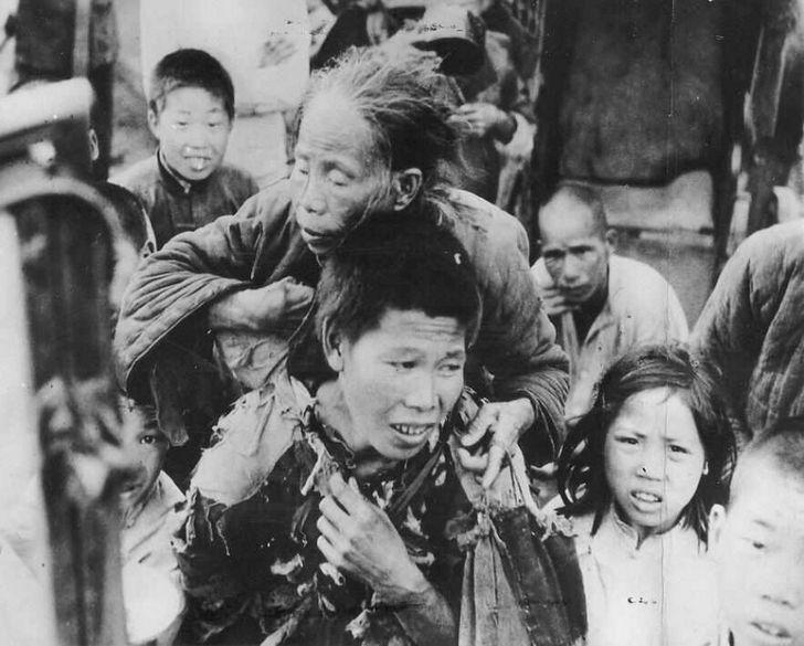 hambruna china
