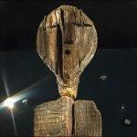Ídolo de Shigir, la estatua de madera de 11 mil años