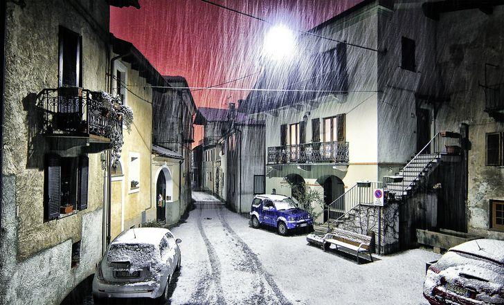 invierno tormenta