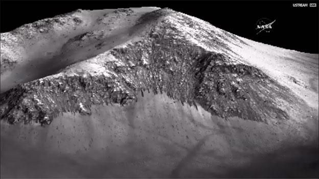 lineas de agua en Marte (2)