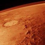 NASA descubre ríos de agua salada en Marte