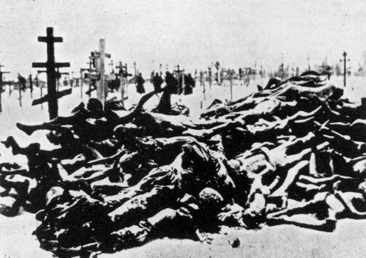 muertos sovieticos