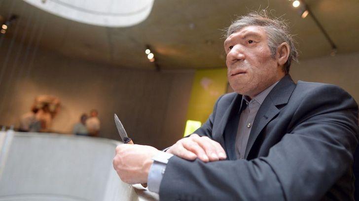 neandertal moderno