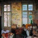 La locura impregnada en el apartamento de Oleg Mitasov