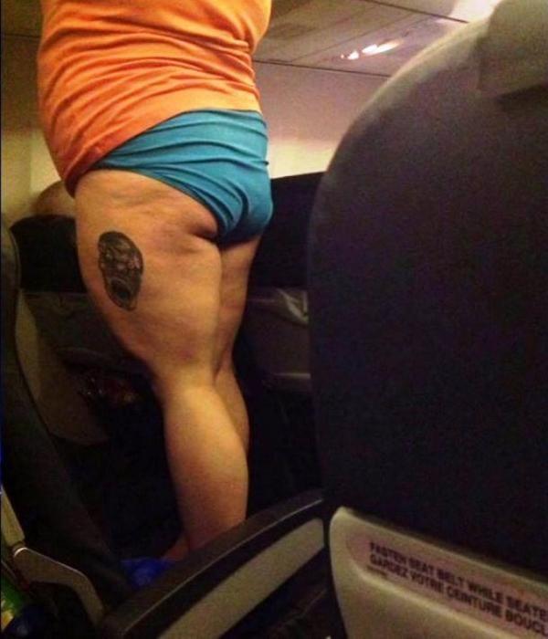 peores pasajeros avion (2)