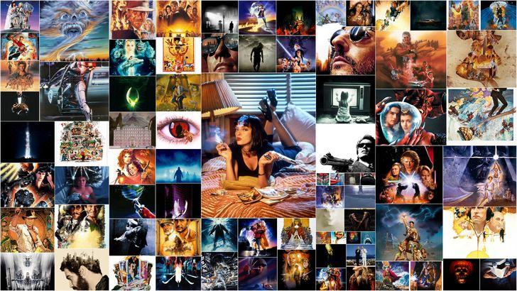 posters 80 peliculas