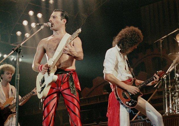 """""""Don't Stop Me Now"""" de Queen es la canción más alegre de ..."""
