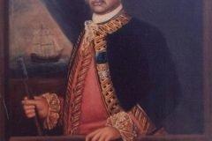 El retrato embrujado de Bernardo de Gálvez