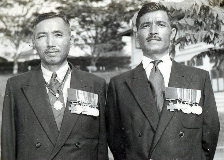 Bhanbhagta_Gurung medallas