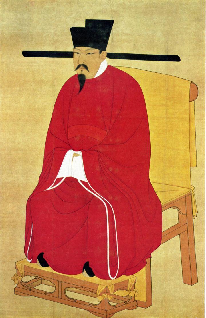 Emperador Shenzong dinastia Song