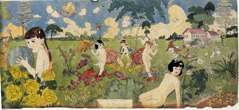 Henry Darger pinturas (1)
