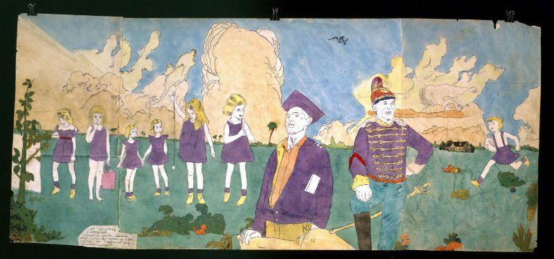 Henry Darger pinturas (11)