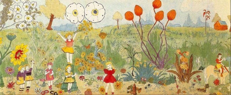 Henry Darger pinturas (8)