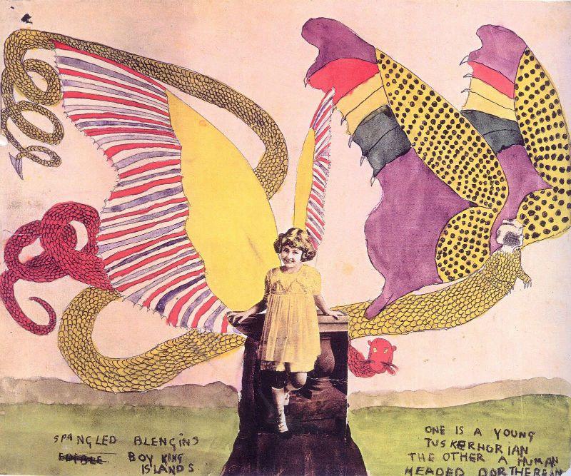 Henry Darger pinturas (9)