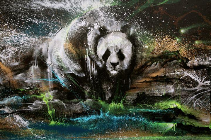 Hua Tunan pinturas (2)