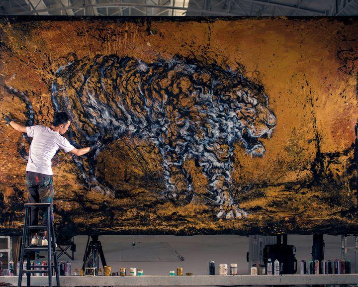 Hua Tunan pinturas (3)