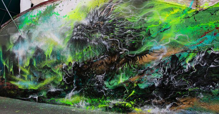 Hua Tunan pinturas murales (4)