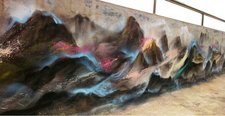 Hua Tunan pinturas murales (9)