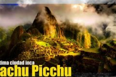 ¿Qué era Machu Picchu?