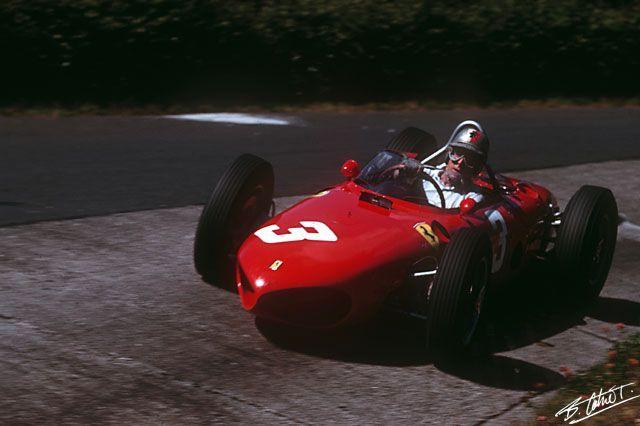 Wolfgang von Trips Ferrari