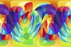 Test óptico: ¿qué colores logras ver en este disco giratorio?