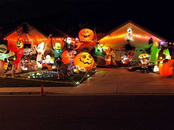 decoraciones de casa halloween (1)