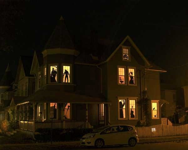 decoraciones de casa halloween (10)