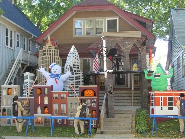 decoraciones de casa halloween (15)