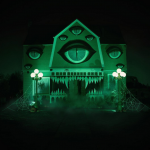 17 casas decoradas espectacularmente para Halloween
