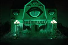 17 casas decoradas espectacularmente para Halloween