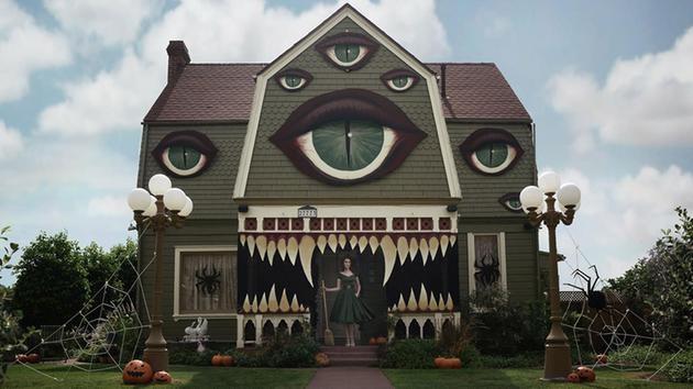 decoraciones de casa halloween (2)