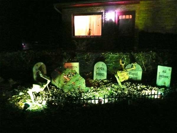 decoraciones de casa halloween (9)