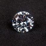 Diamantes sintéticos hechos en microondas