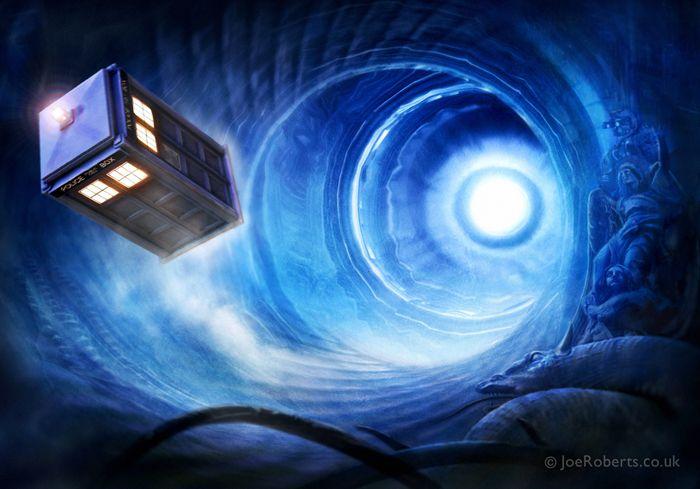 doctor who viajeros del tiempo