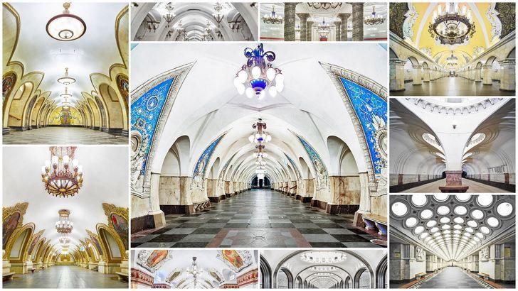 estaciones metro rusia