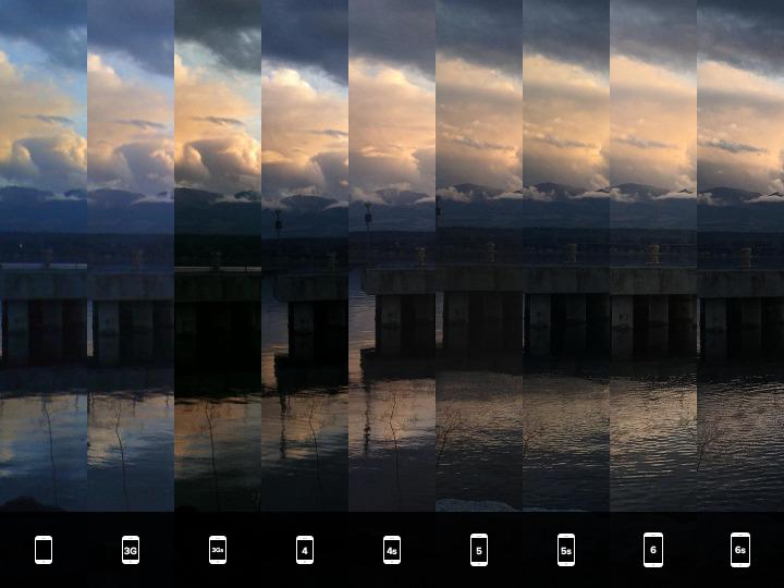 iPhone comparación camaras (2)