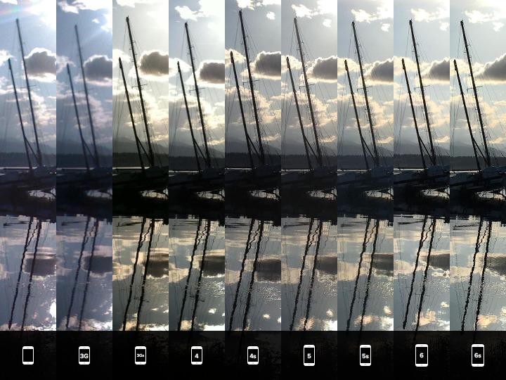 iPhone comparación camaras (6)