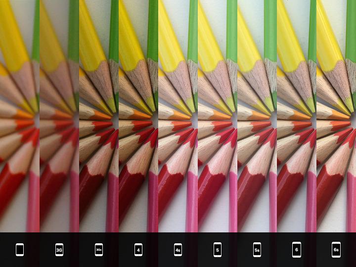 iPhone comparación camaras (8)
